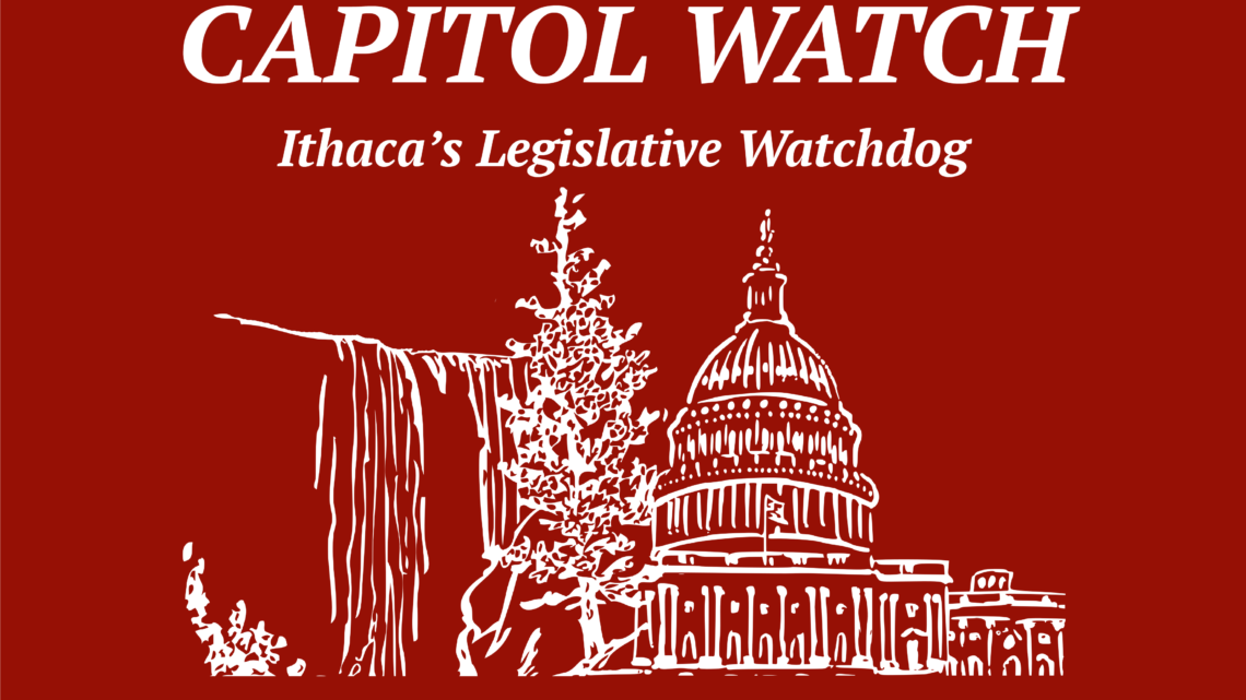 Capitol Watch: 9 legislative updates you may have missed over the long weekend